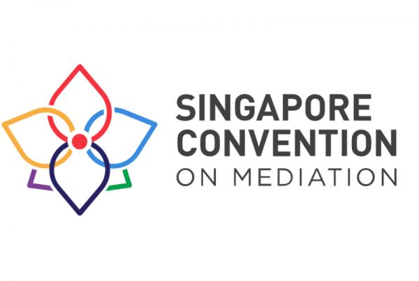 Logo Singapore Convention On Mediation